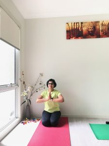 Festive Yoga at Pemulwuy